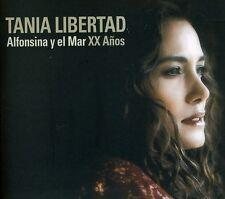 Tania Libertad, Libe - Alfonsina y El Mar XX Anos [New CD] Argentina -