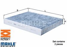 MAHLE Pollen Filter Set LAK467/1 BMW F07 F10 F11  64119272642