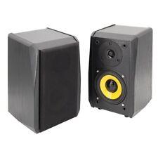 Dynavox TG-1000M Aktivboxen, Paar, Schwarz, 2 x 30 Watt RMS, Aktiv Lautsprecher