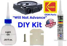 Repair Kit For Kodak Carousel Slide Projector w/Manual Focus (Non-Advancing)