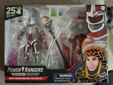 Mighty Morphin Lord Zedd Rita Repulsa Hasbro Power Rangers Lightning Collection