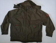 Ralph Lauren Chaps Olive Zip Rain Windbreaker Jacket Size XL