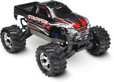 Traxxas Stampede 4x4 Brushed MT XL-5 TQ2.4GHz +12V Lader RTR 1:10