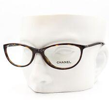 Chanel 3214 714 Eyeglasses Frame Glasses Brown Tortoise 53-16-135