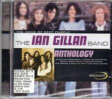 Lan Gillan Band - Anthology [Brilliant] Germany Cd Audio Cd Sealed $2.99 Ship