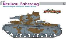 1/35 German NeuBau-Fahrzeug Heavy Tank ~ Dragon CyberHobby #6666