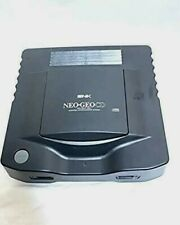 USED SNK Neo Geo CD System NeoGeo Top Loading Model Console Japanese Tested