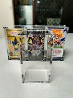 Pokemon Japanese acrylic booster box protector CP6 size Shiny Star V Evolutions