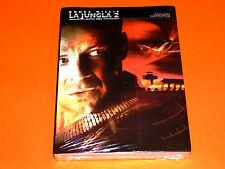 LA JUNGLA 2 ALERTA ROJA / LA JUNGLA DE CRISTAL 2 - Edición 2 discos - Precintad