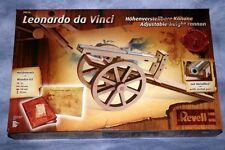 KIT REVELL 1:16 KIT ARTIGLIERIA CON ELEVAZ. REGOLABILE LEONARDO DA VINCI 00514