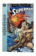 The Death of Superman #[nn] (1993, DC)