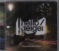 Hello Geiger-Gaps Between Words cd album Sealed