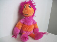 """18"""" Kohl Dr Seuss THERES A WOCKET IN MY POCKET Pink PLush Stuffed Animal"""
