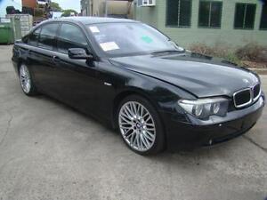 BMW 7 SERIES REAR TAIL SHAFT E65/E66 3.6LTR V8 PETROL AUTO 02/02-12/08