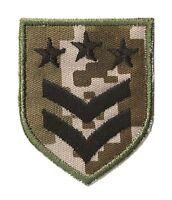 Patch écusson patche army sergent USA militaire armée thermocollant
