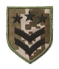 patch Ecusson thermocollant patche army sergent USA militaire armée