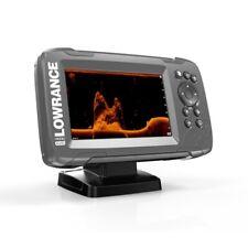 A0485 LOWRANCE HOOK2 5X FISHFINDER GPS ECOSCANDAGLIO SPLITSHOT DOWNSCAN HDI