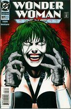 1)WONDER WOMAN v2 #97(5/95)BOLLAND CVR(CHEETAH/JOKER)(CGC IT)NM+(9.6)DEODATO,JR.