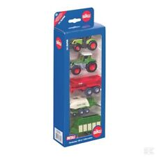Siku 5 Piece Gift Set Claas Fendt 1:87 Scale Model Toy Gift