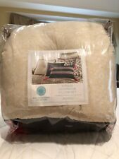 Martha Stewart Collection Paisley Florish 3 Piece Decorative Pillow Set -New