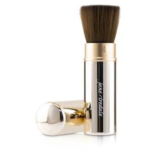 NEW Jane Iredale Retractable Handi Brush - Rose Gold 1pc Womens Makeup