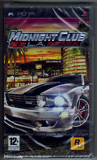 PSP Midnight Club L.A. Remix (2008), UK Pal, Brand New & Sony Factory Sealed