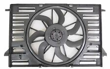 AUDI A4 ALLROAD 2017 A/C AC CONDENSER RADIATOR COOLING FAN ASSEMBLY NEW