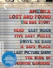 America Lost and Found BBS Story 0715515064415 Blu Ray Region a
