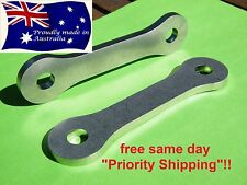 Kawasaki KX85 Lowering Links KX 85 MX Dirt Track rear lowering kit Dog Bones