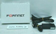 Fortinet Fortigate FG-60D Firewall W / Adapter Gebraucht Lizenz Until März