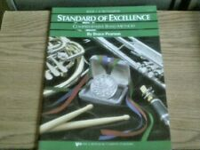 Standard of Excellence for Eb Alto Saxophone Comprehensive Band Method Book 3