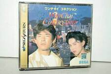 WANCHAI CONNECTION GIOCO USATO BUONO STATO SEGA SATURN ED JAPAN NTSC/J VBC 38978