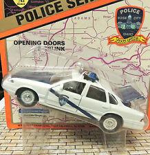 BOISE CITY (IDAHO)CITY Police Car 1997 CROWN VICTORIA 1:43 SCALE MIP !