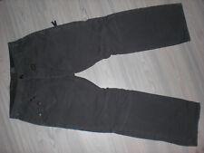 GSTAR Jeans Grey Waiste 33 Length 32