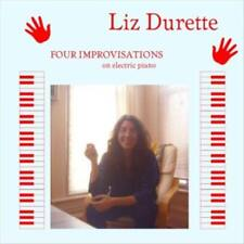 LIZ DURETTE FOUR IMPROVISATIONS NEW VINYL