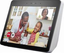 Totalmente NUEVO Amazon Echo Show (2nd Gen.) - pantalla HD 10.1 Blanco Arenisca