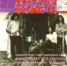 2x CD-Deep Purple-Machine Head (25th Anniversary Edition) - #a1527