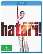 Hatari (Blu-ray, 2013)