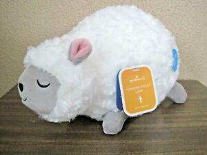 Hallmark Amazing Grace Lamb Singing Stuffed Animal Brand New