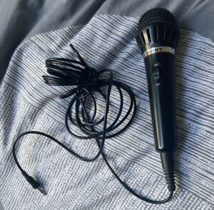 Sony Wired Dynamic Vocal Microphone