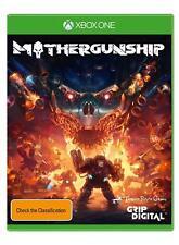 Mothergunship Mother Gunship Rare Alien Invasion Action Shooter Game XBOX One