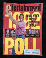 Tim Allen Signed Entertainment Weekly Magazine Cover Full Signature