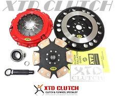 XTD STAGE 4 CLUTCH & 10LBS FLYWHEEL KIT 2002-2015 RSX / CIVIC Si K20 K24