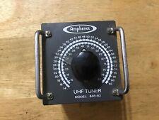 VINTAGE TV/HAM RADIO UHF TUNER AMPHENOL MODEL 840-83 WITH ORIGINAL BOX