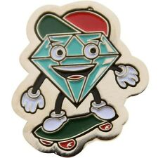 $11.99 Diamond Supply Co Metal Lil Cutty Pin (multi) SU1MLCPMUL-1S