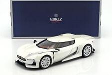 NOREV 1:18 CITROEN GT CONCEPT DIECAST CAR 181610 WHITE
