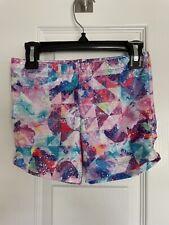 New listing Danskin Now Girls Gymnastics Shorts- Medium 7/8- EUC