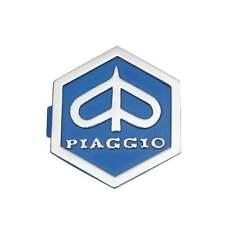 VESPA PIAGGIO PX/LML hexagonal horncast Clip-en el Azul Insignia