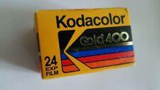 KODAK 400 FILM 24 EXPOSURES EXPIRED APRIL 1990