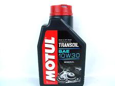 Motul Transoil 10W30 Getriebeöl 1Liter 10W-30 Öl Nasskupplungen Road Off Raod